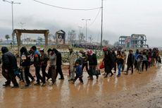 UNHCR: ISIS Pakai 100.000 Warga di Mosul Jadi