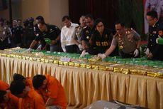 Sri Mulyani Ungkap Upaya Bea Cukai Tangkap Kapal Pengangkut 1 Ton Sabu
