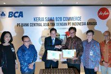 BCA Jalin Kerja Sama Bisnis dengan AirAsia