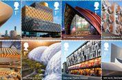 The Royal Mail Rilis Sepuluh Perangko Seri Arsitektur Penting Dunia