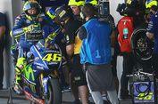 Rossi 'Curhat' Tentang Kesulitannya di Jerez