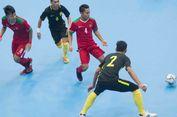 Timnas Futsal Indonesia Kalah Telak dari Malaysia