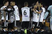 Hasil Liga Sp   anyol, Barcelona Didekati Valencia