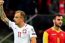 Hasil Kualifikasi Piala Dunia, Polandia Lolos ke Rusia 2018