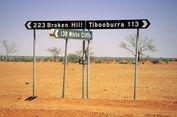 'Nyetir' Sendirian Melintasi Australia, Bocah 12 Tahun Distop Polisi
