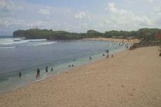 Libur Panjang, Jalur Pantai Gunungkidul Padat