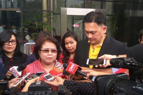 Kasus Miryam S Haryani, KPK Panggil Elza Syarief dan Pengacara Anton Tofik
