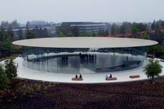 Tahukah Anda, Gedung Peluncuran iPhone X Hanya Ditopang Kaca?