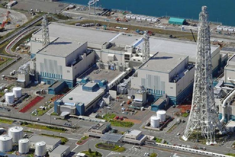 Reaktor Nomor 6 (kanan) dan No 7 di PLTN Kashiwazaki-Kariwa.