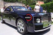 Rolls-Royce Sweptail, Mobil Baru Termahal di Dunia