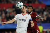 Cara Sevilla Samakan Kedudukan Saat Lawan Liverpool