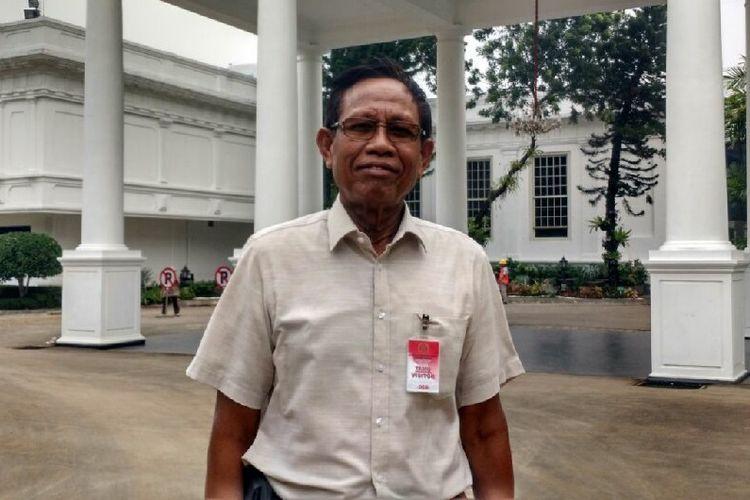 Jokowi Undang Para Pelawak ke Pernikahan Kahiyang dan Bobby
