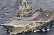 Rusia Berencana Bangun Kapal Induk Terbesar di Dunia