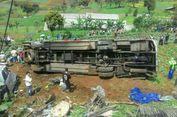 Pasca-Kecelakaan di Ciloto, Kemacetan di Jalan Raya Puncak Capai 9 KM