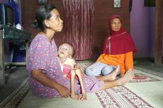 Ketabahan Istri Pencari Rongsok di Madiun, 11 Tahun Merawat Anaknya yang Kena Hidrosefalus