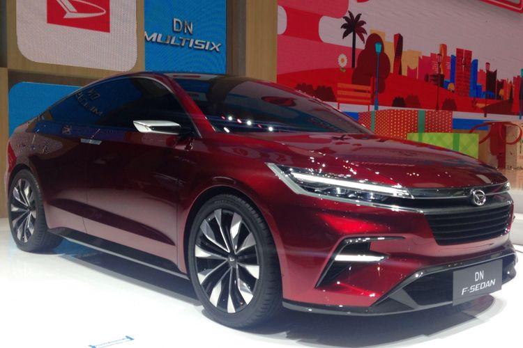 KompasOtomoti- Sedan konsep Daihatsu DN F Sedan