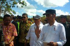 Jokowi Dijadwalkan Tinjau Bendungan Sukamahi dan Ciawi