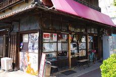 Toko Roti Bernuansa Retro di Prefektur Mie,