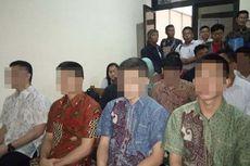 9 Terdakwa Penganiaya Taruna Akpol Divonis 6 Bulan Penjara