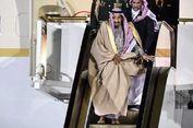Eskalator Emas Raja Salman Rusak saat Turun di Moskwa