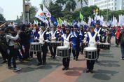 Polisi Larang Buruh Lakukan 'Long March' ke Istana Negara