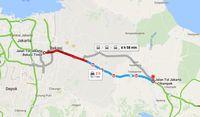 Kemacetan Mengular 52 Km di Tol Cikampek, Terurai Setelah Rest Area Km 50