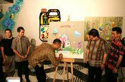 Kolaborasi Seniman Hasilkan Hotel Artistik di Yogyakarta