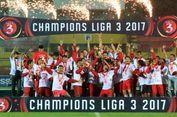 Blitar United Syukuri Keberhasilan Juara Liga 3 dan Raih Promosi