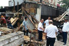 Dalam 3 Bulan, 90 Bangunan Melanggar di Jakarta Selatan Dibongkar
