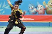 SEA Games 2017, Wushu Kembali Sumbang Emas bagi Indonesia