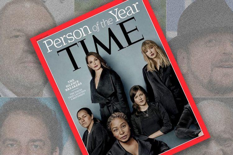 Person of the Year 2017 versi majalah Time