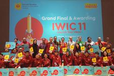 Rangkaian IWIC 2017 Selesai, Ini Para Pemenangnya