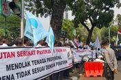 Djarot Menilai Kinerja Direksi PD Pasar Jaya Bagus