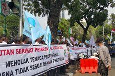 SP PD Pasar Jaya Sebut Gaji Asisten Lebih Besar dari Manajer