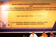 Program Sejuta Rumah di Sumatera Utara Mendesak Dilaksanakan