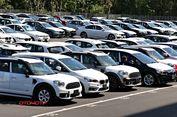 Mengintip 'Sarang' Distribusi BMW di Jepang