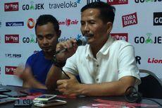 Berangkat ke Semarang, Djanur Kian Dekat Latih PSMS Medan