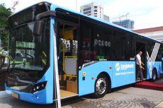 Gubernur Baru, Scania untuk Transjakarta Tetap Jalan