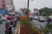 Rambu Tak Dipatuhi, 'U-Turn' di Jalan Margonda Jadi Biang Kemacetan