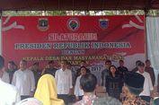 Jokowi: Hati-hati Kepala Desanya Ditangkap, Saya Enggak Nakut-Nakuti
