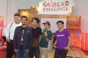 4 Seniman Muda Berekspresi dalam 'ONboarding Go Ahead Challenge'
