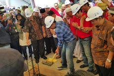 Djarot Minta Pembangunan Resto Apung Muara Angke Selesai 1 Tahun