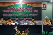 Ikuti Rapat MUI, Petinggi Parpol Bahas Kejayaan Politik Umat Islam