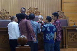 Hakim Tolak Eksepsi KPK dalam Praperadilan Setya Novanto