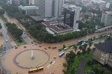 Jokowi Yakin Dua Bendungan di Bogor Kurangi Banjir Jakarta 30 Persen