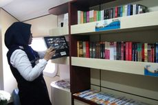 Pertama di Indonesia, Perpustakaan di Atas Kereta