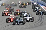 Jadwal Formula 1 Rusia 2017