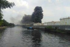 Kebakaran Dekat Depo Pertamina, 15 Mobil Pemadam Dikerahkan
