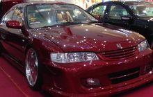 Honda Accord Cielo Bergaya Elegan