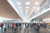 Mengintip Rancangan Terminal Baru Bandara Schiphol